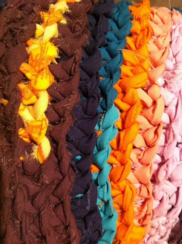 Rag Knots (photo)