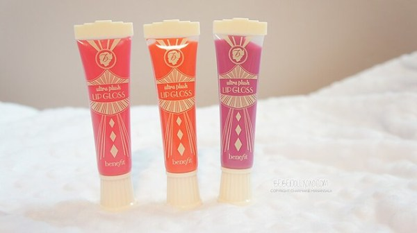 Benefit Cosmetics Ultra Plush Lip Gloss