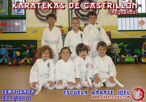 Karatekas de Castrillón (pequeños)