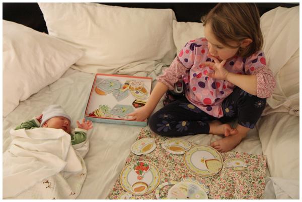 Sibling play