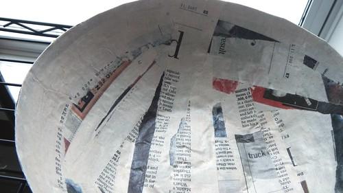 Papier Mache Bowls 12
