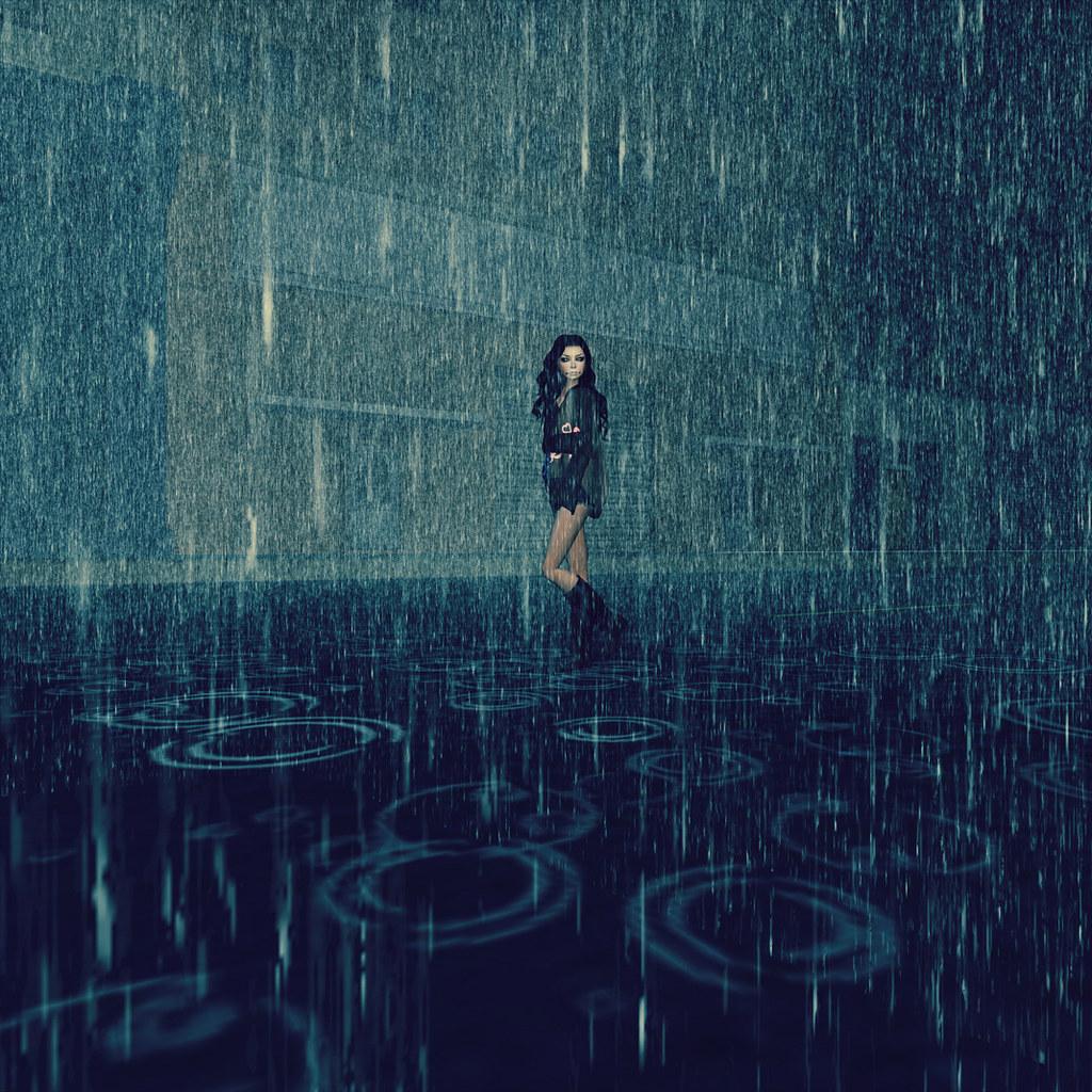 #00027 Rain Shot