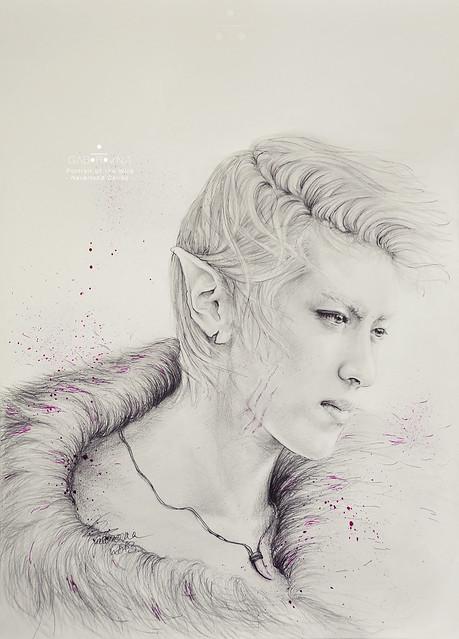 Portrait of the Wild (Kris fanart)