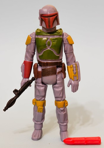 SW00114 01 #LF# [No COO] !Custom J-Slot Prototype-Poon-Weapon possibly repro! ?Boba Fett?
