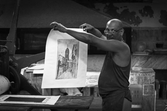 Printmaker - Havana - 2013