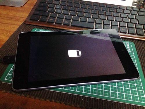 20121009:クラウド端末を体現:Asus Nexus 7