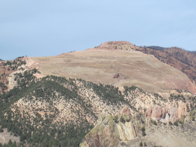 Picture from Mesa Street Overlook