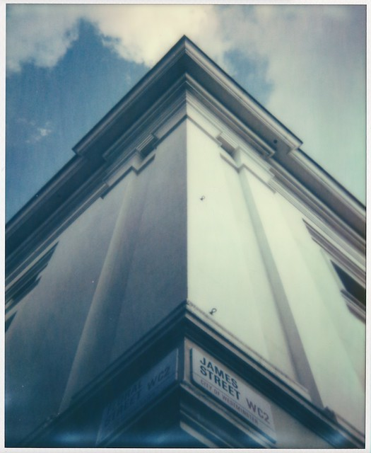 Floral Street/James Street