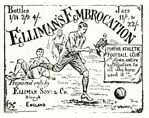 British advertisements ~ 1896.