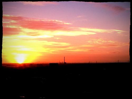 Friday night sunset #2