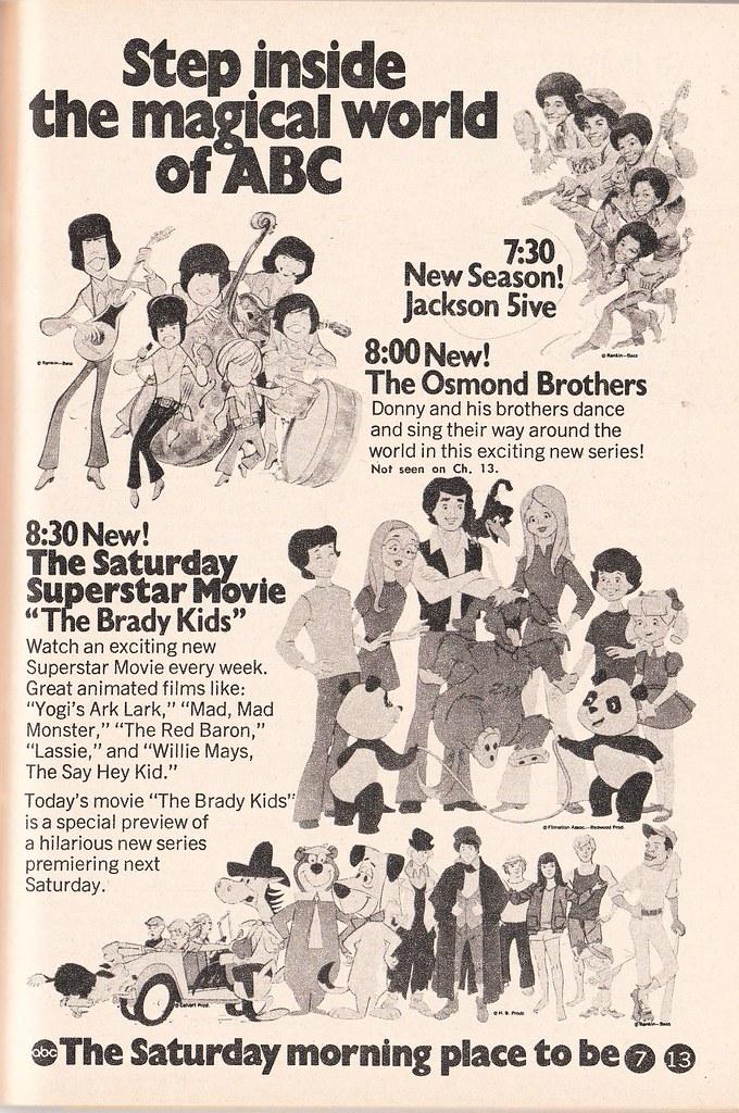 ABC Sat morn lineup