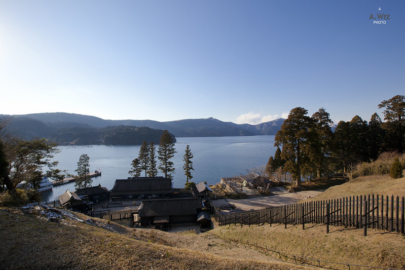 Lake Ashi 芦ノ湖 Viewpoint