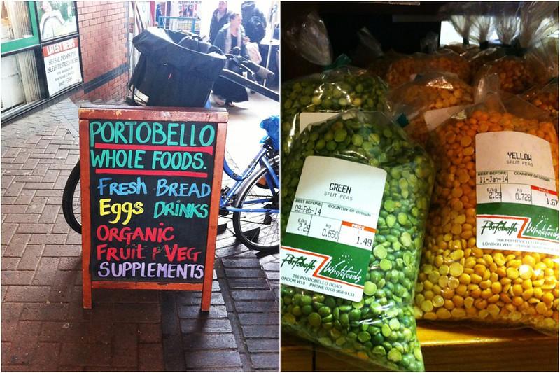Portobello wholefoods