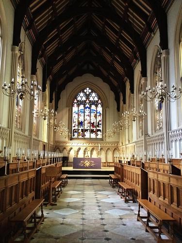 Corpus Christi Chapel, Cambridge