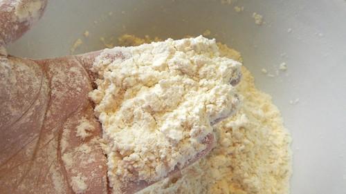 Bacon Cheese Rosemary Scones 8