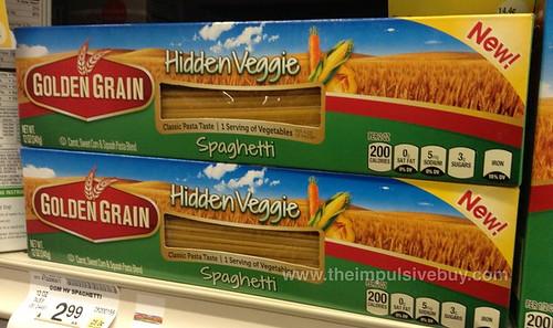 Golden Grain Hidden Veggie Spaghetti