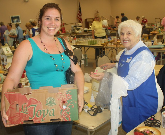 St. Raphael Catholic Church Rummage and Bake Sale