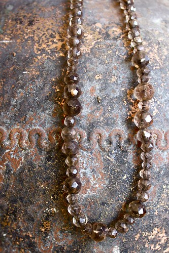 smokey quartz by denise carbonell
