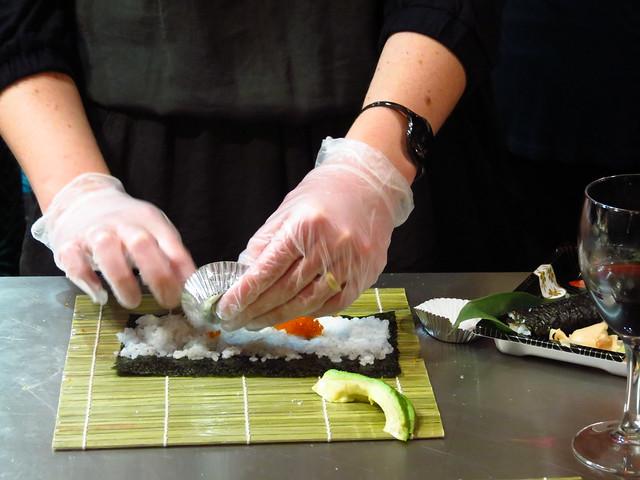 Sozai Cooking School - opening evening
