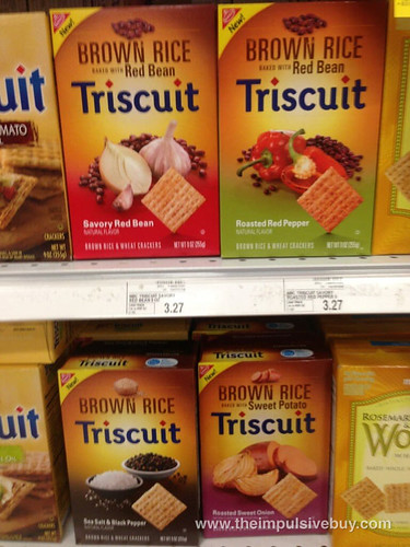 Brown Rice Triscuit