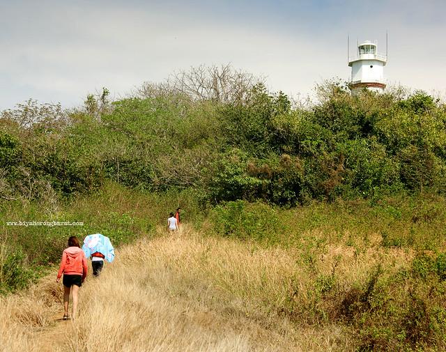 Capones Island Lighthouse San Antonio Zambales