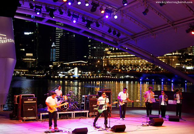 Esplanade Presents On The Waterfront