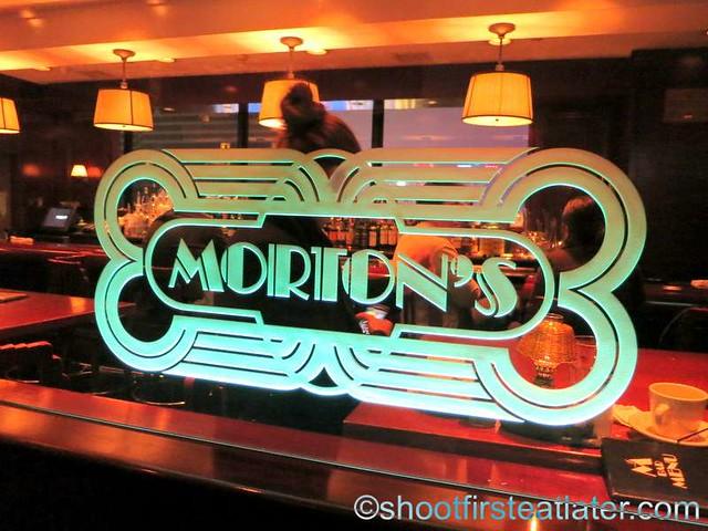 Happy Hour at Morton's HK-001