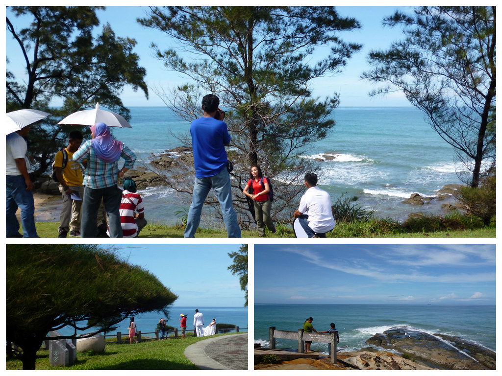 Visitors of the Tip of Borneo