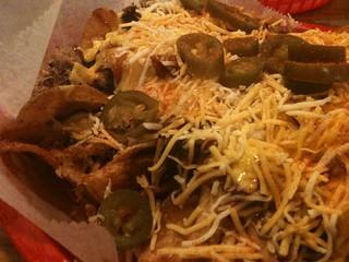 Central BBQ nachos