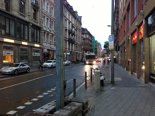 Romerberg, Frankfurt, HE,DE by Jujufilms
