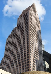 Bank of America Center by Bill Jacomet