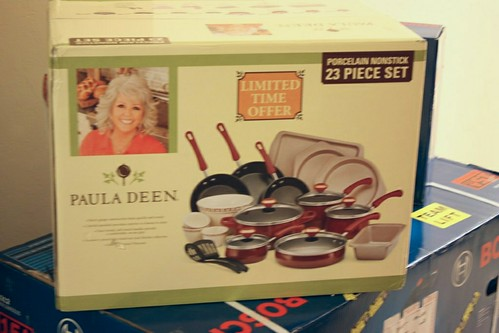 It's Paula Deen Y'all