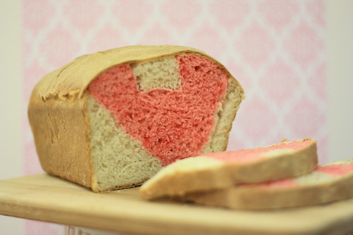 2013 02 Valentie's Day Bread