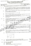 GGSIPU Question Papers Fourth Semester – end Term 2007 – ETCS_210
