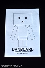 Big Scale Danboard Cardboard Assembling Kit Review (7)