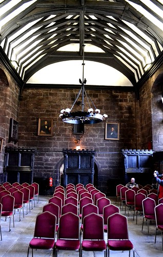Baronial Hall, Chetham's Library by Angela Seager