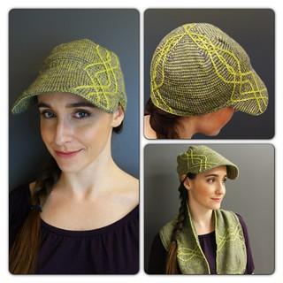 Fantome hat composite