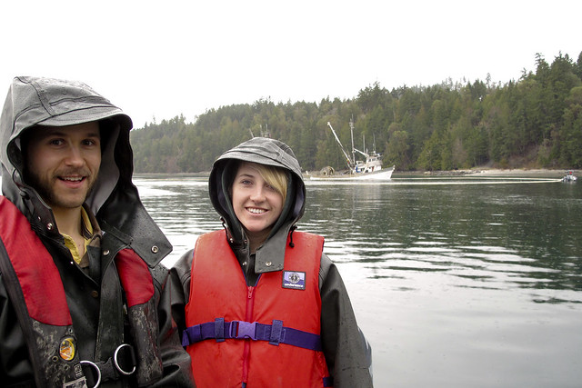 Practicum Students March 5 - Herring Fishery