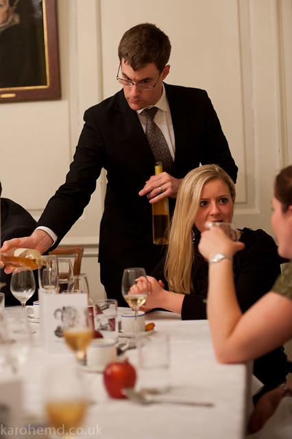 Eat Cambridge opening dinner