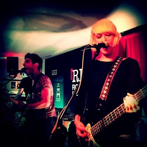@Fuckaine en Rock Palace, gran descubrimiento de la noche! #live #music