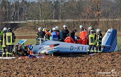Flugzeugabsturz Grossostheim 02.03.13