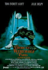 POSTER - AN AMERICAN WEREWOLF IN PARIS by Trash City
