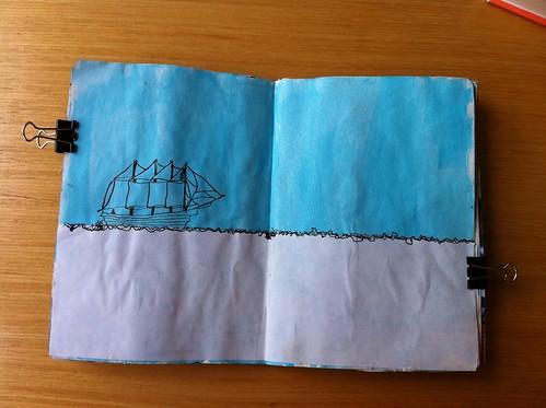 Setting Sail by jujuridl