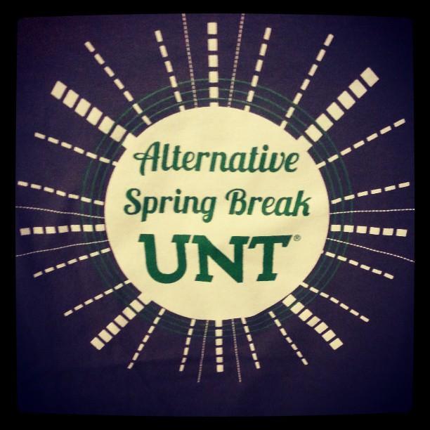 Alternative Spring Break in NM #asbABQ13