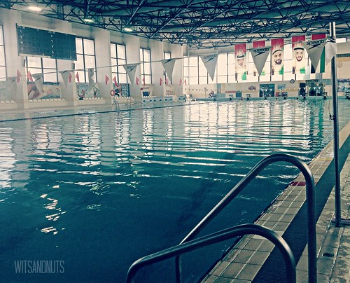 This is where I swim thrice a week