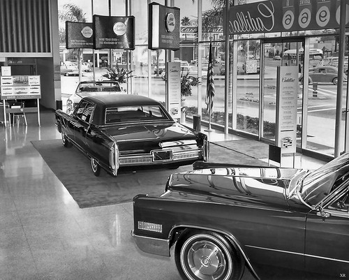 1966 ... shiny showroom! by x-ray delta one