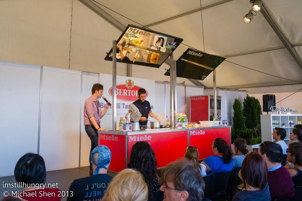 Taste of Sydney - Bertolli Kitchen