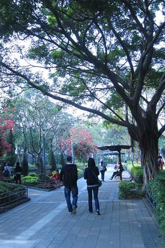 victoria park, hk