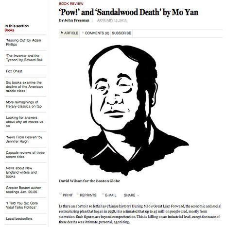Mo Yen for the Boston Globe