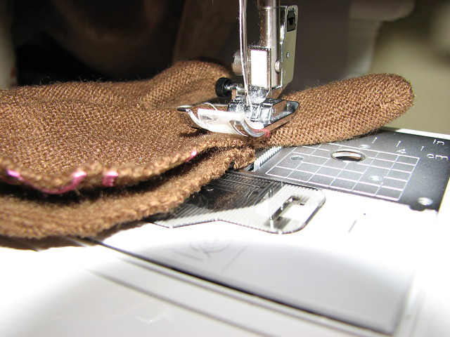 Slow and steady as you sew.